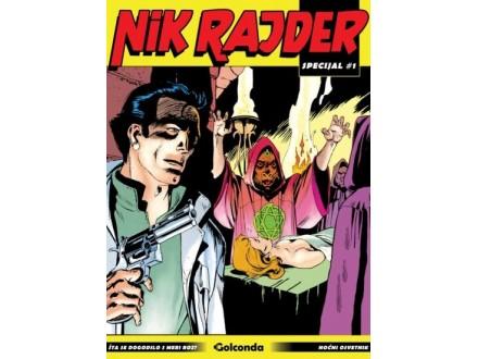 Nik Rajder Specijal 1