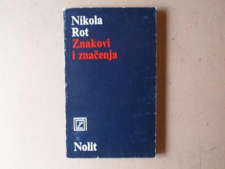 Nikola Rot - ZNAKOVI I ZNAČENJA