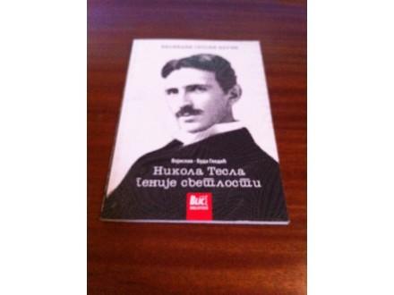 Nikola Tesla genije svetlosti Vojislav Buda Gledić