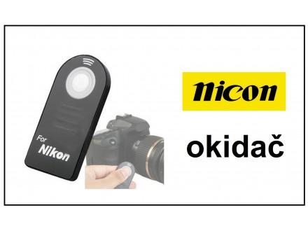 Nikon daljinski okidac ML-L3