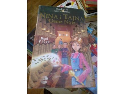 Nina i Tajna Osme note - Muni Vičer