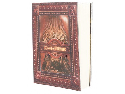 Notes - GOT, Iron Throne Journal S - Game of Thrones