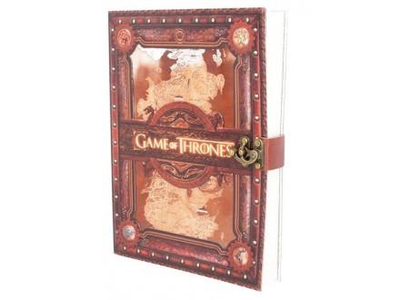 Notes - GOT, Seven Kingdoms L - Game of Thrones