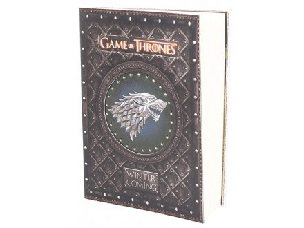 Notes - GOT, Winter is Coming Journal S - Game of Thrones
