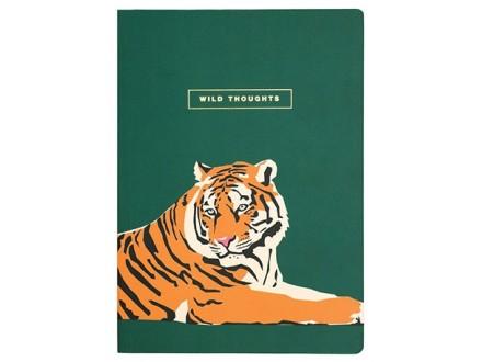 Notes - Tiger, Emily Brooks - Emily Brooks