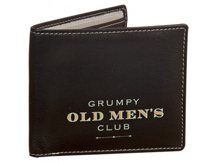 Novčanik - Grumpy Old Men`s Club Emporium