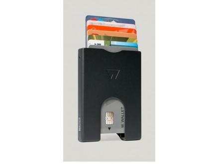 Novčanik WALTER WALLET Aluminium
