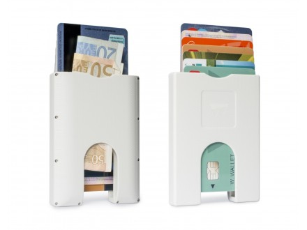 Novčanik Walter Wallet Original - Bright White
