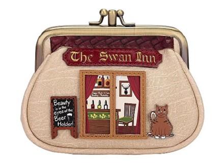 Novčanik za sitninu - The Swan Inn Pub, Clipper