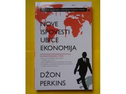Nove ispovesti ubice ekonomija - Džon Perkins