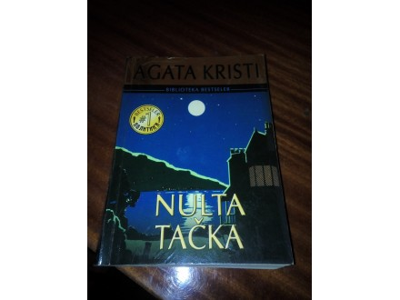 Nulta tačka - Agata Kristi