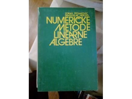 Numeričke metode linearne algebre - Stojaković Herceg