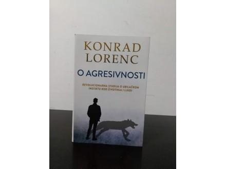 O AGRESIVNOSTI Konrad Lorenc