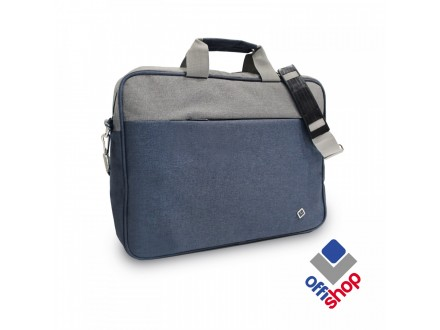 OFFICE torba Casual Blue-Grey OF191