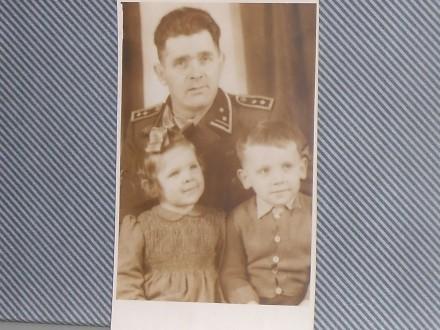OFICIR  SA  DECOM   - II SV. RAT 1940/50 (VII-06)