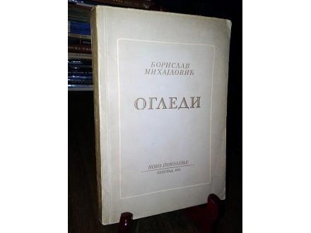 OGLEDI - Borislav Mihajlović
