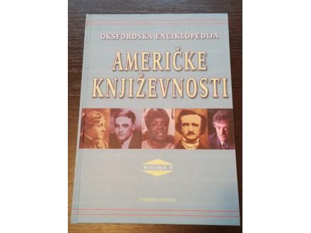 OKSFORDSKA ENCIKLOPEDIJA AMERIČKE KNJIŽEVNOSTI knjiga 1
