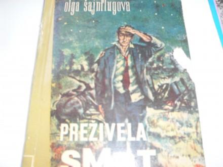 OLGA SAJNFLUGOVA  - Prezivela  smrt
