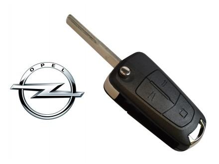 OPEL kljuc sa tri dugmeta za Insigniu, Astru, Zafiru,..