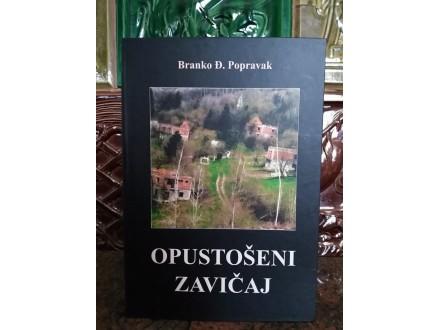 OPUSTOŠENI ZAVIČAJ, Branko Đ. Popravak