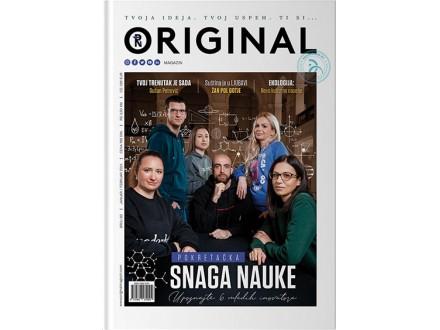 ORIGINAL MAGAZIN - BR. 60 - Grupa autora