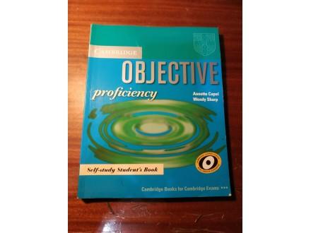 Objective Cambridge Annette Capel Wendy Sharp