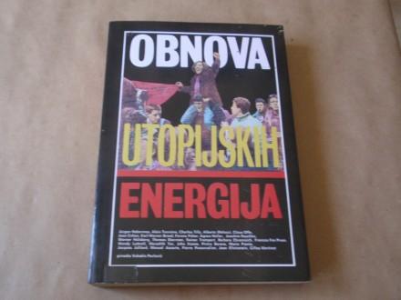 Obnova utopijskih energija - Zbornik