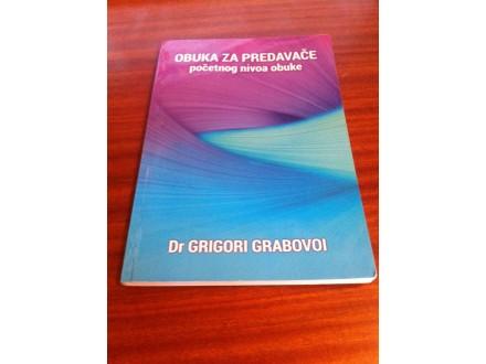 Obuka za predavače početnog nivoa obuke Grabovoi