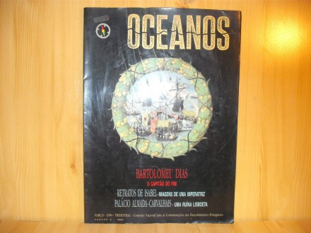 Oceanos - Bartolomeu Dias