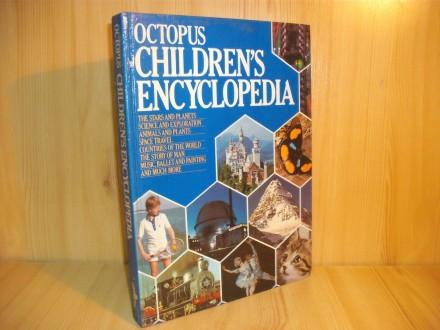 Octopus Children`s Encyclopedia