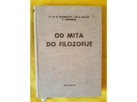 Od Mita do Filozofije - Frankfort, Vilson, Jakobsen