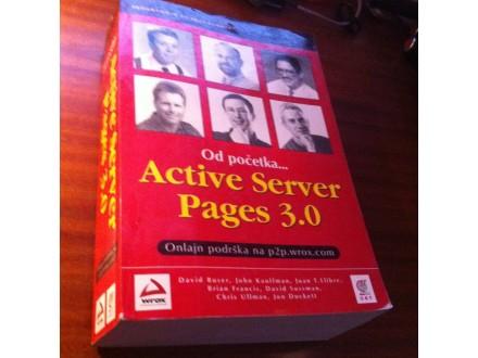 Od početka Active Server Pages 3.0 Buser Kauffman i dr