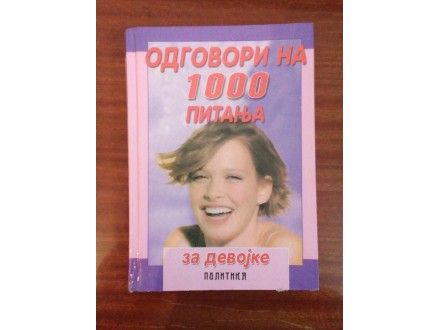 Odogovori na 100 pitanja za devojke - Gabi Šuster