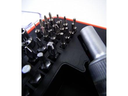 Odvijač sa bitovima i gedorama HZF-8228