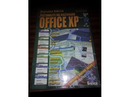 Office XP - Word, Excel, PowerPoint - Jovanović