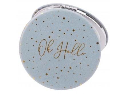 Ogledalce - Ocean Blue Oh Hello - Voila