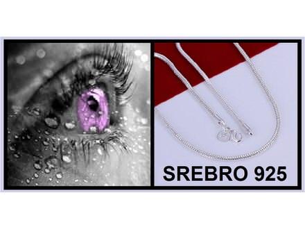 Ogrlica SREBRO 925 - N192 - 22