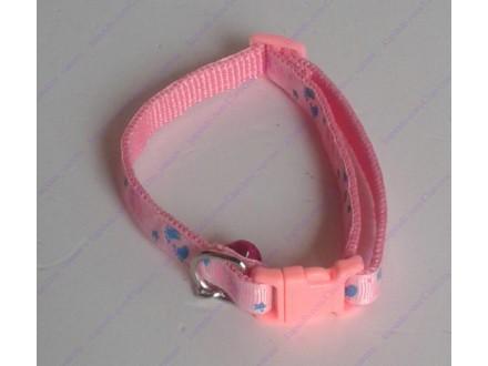 Ogrlica za mačku ili štene 3 + BESPL DOST. ZA 3 ART.
