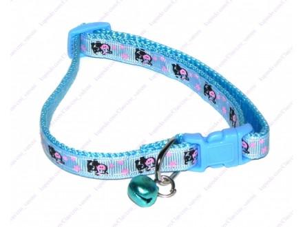 Ogrlica za mačku ili štene 4 + BESPL DOST. ZA 3 ART.