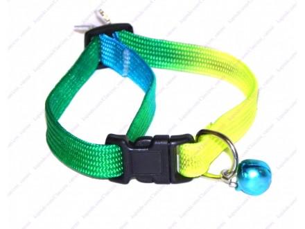 Ogrlica za mačku ili štene 5 + BESPL DOST. ZA 3 ART.