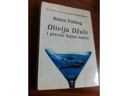 Olivija Džuls i previše bujna mašta Helen Filding
