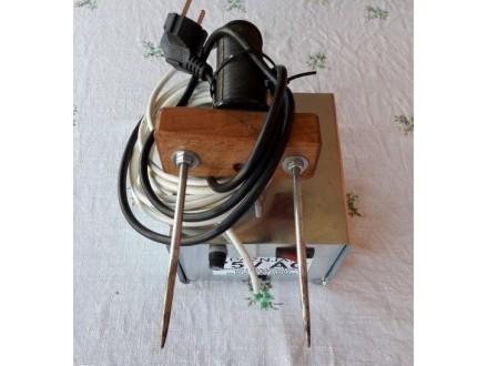 Omamljivač za svinje na struju