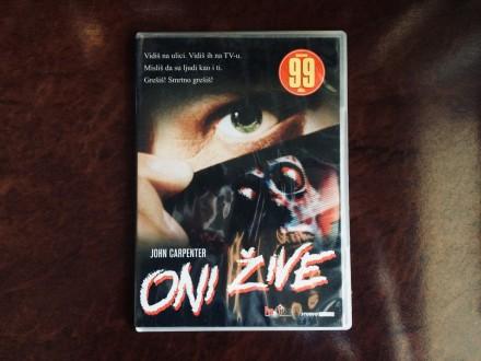Oni Zive DVD
