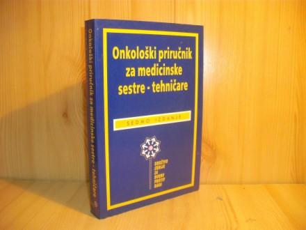 Onkološki priručnik za medicinske sestre-tehničare