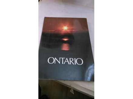 Ontario - the place, the people and the potential