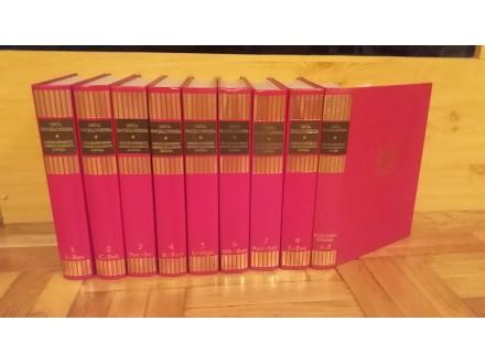 Opća enciklopedija 1 - 8 + dopunski svezak
