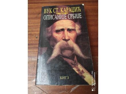 Opisanije Srbije Karadžić