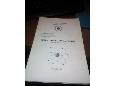 Opšta i neorganska hemija - Karapandžić Teržan