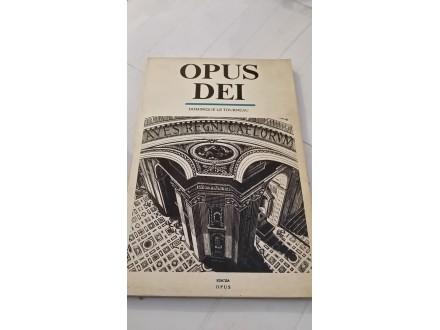 Opus Dei - Dominique Le Tourneau