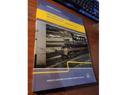 Organizacija železničkog saobraćaja Miodrag Miletić